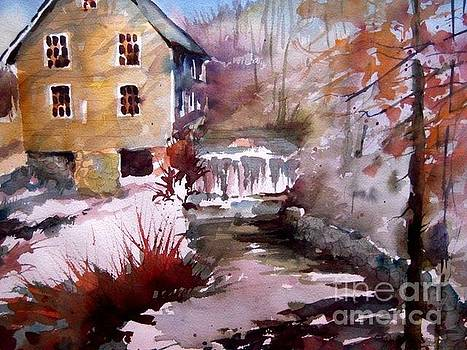 Moffit Mill by Jerry Aissis