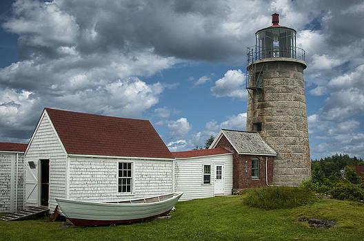 Fred LeBlanc - Monhegan Island Light