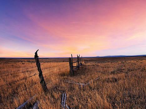 Leland Howard - Montana Sunset