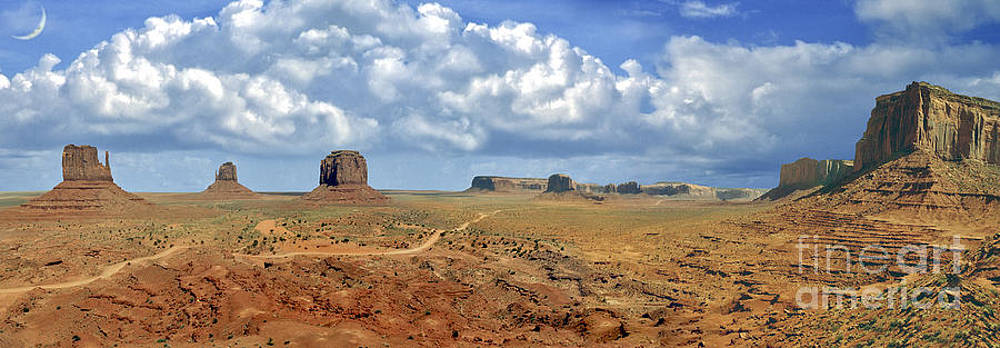 David Zanzinger - Monument Valley Navajo Tribal Park Arizona
