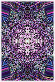 Mosaic by Kenneth Gustafsson