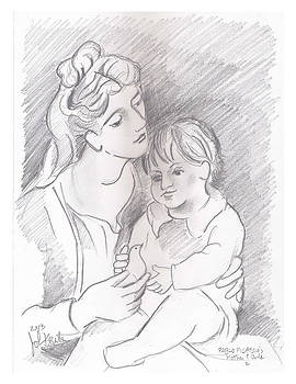 Mother and Child by John Keaton