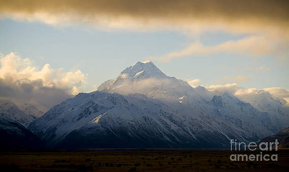 Tim Hester - Mount Cook New Zeland