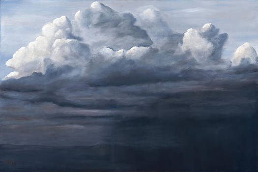 Mt. Taylor Storm by Jack Atkins