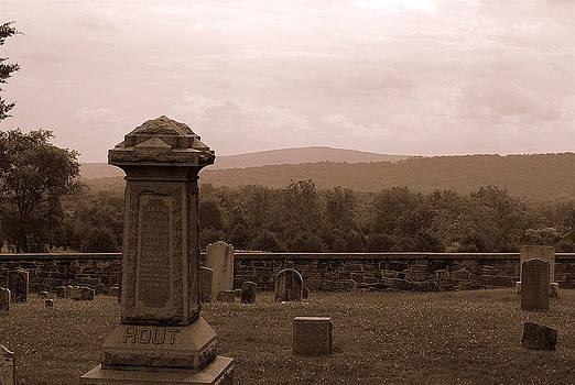 Mummas Cemetery  by M Hess
