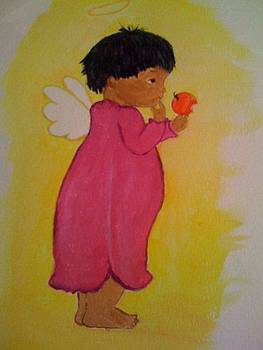 My Angel by Ellie Art