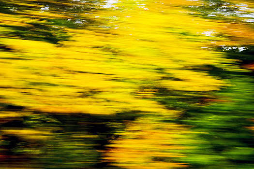 New England Abstract by Patrick Derickson