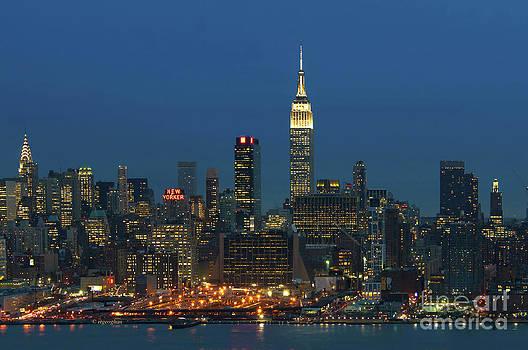 Regina Geoghan - New York at Night