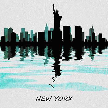 David Pringle - New York City Skyline