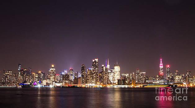 New York  by Nel Saints