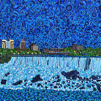 Niagara Falls by Micah Mullen