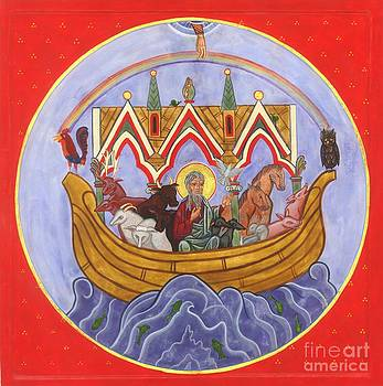 Noah's Ark by Juliet Venter Icons Illuminations