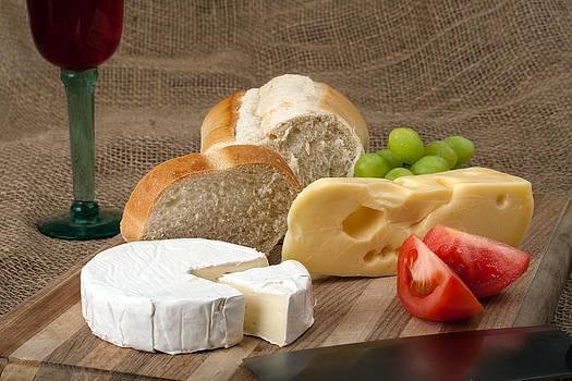 Gunter Nezhoda - Norwegian Jarlsberg and Camembert