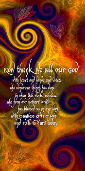 Now Thank We All Our God by Chuck Mountain