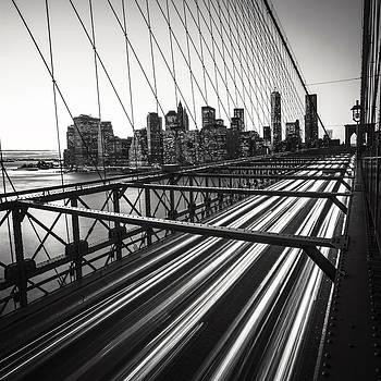 NYC Brooklyn View by Nina Papiorek