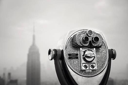 NYC Viewpoint by Nina Papiorek