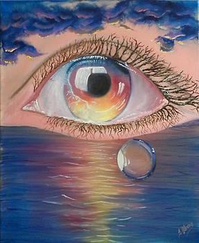 Ocean of Tears by Ira Florou