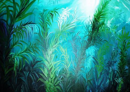 Ocean Plants by Rupa Prakash