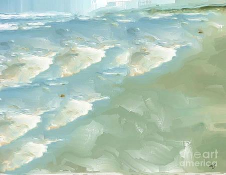 Ruby Cross - Oceans
