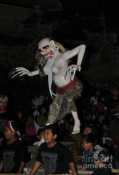 Ogoh -Ogoh Festival by Wayan Suantara