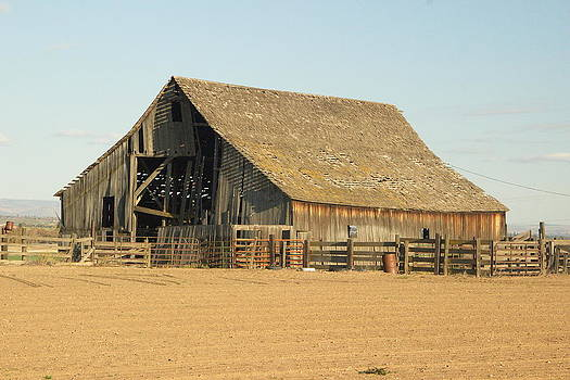 Marv Russell - Old Barn 3