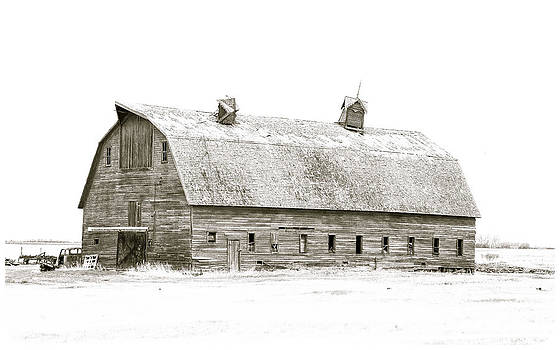 Old Barn by Gerald Murray Photography
