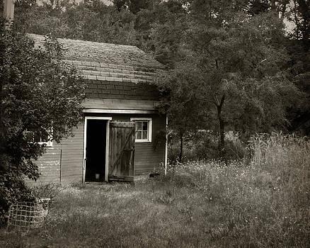 Scott Hovind - Old Barn