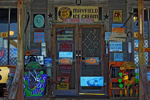 Old Country Store by Rowana Ray
