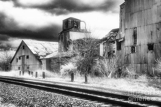 Old Depot by Jeff Holbrook