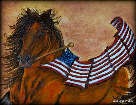Old Glory by Julie Lowden