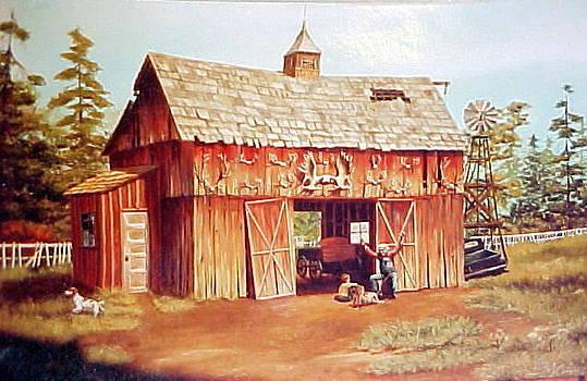 Old Memories by Greg Neubert