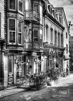 Mel Steinhauer - Old Quebec City 15