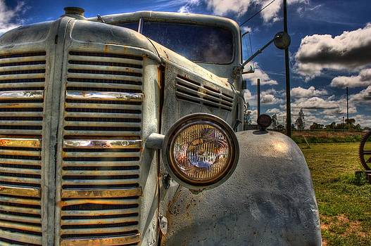Old Truck by Shane Dickeson