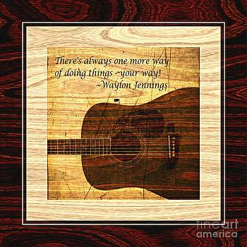 Barbara Griffin - One More Way of Doing Things - Waylon Jennings