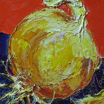 Onion by Paris Wyatt Llanso