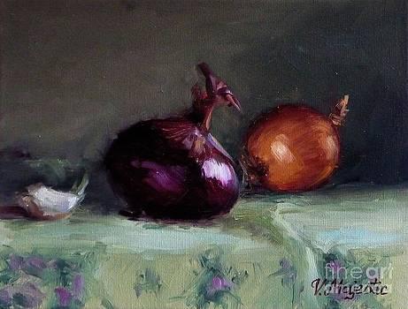 Onions by Viktoria K Majestic