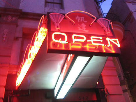 Marilyn Wilson - Open for Business