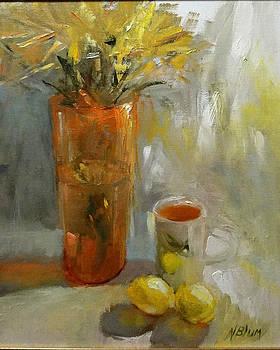 Orange Pekoe by Nancy Blum