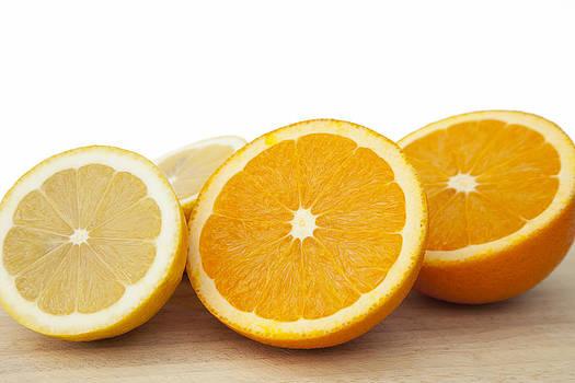 Oranges and Lemons by Gillian Dernie