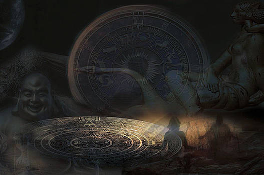 Out of time by Karl Emsley