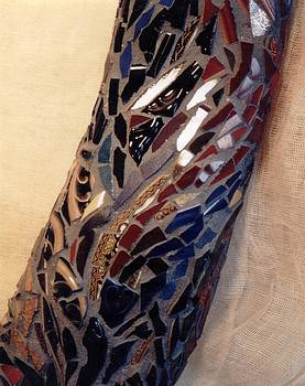 Charles Lucas - Oval Mosaic Frames