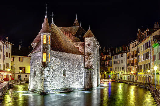 Joshua McDonough - Annecy by Night