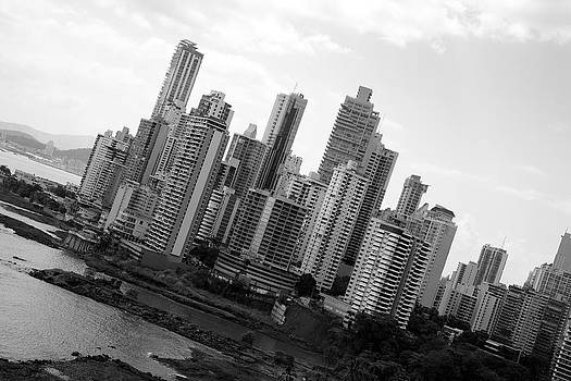 Panama City by Ivan SABO