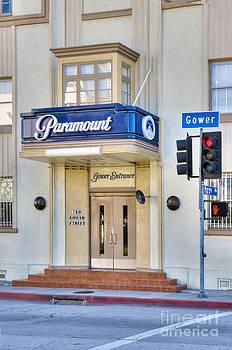 David Zanzinger - Paramount movie studio Hollywood CA