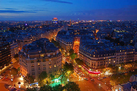 Paris City Of Love by Eric Keesen