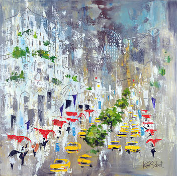 Park Avenue Symmetry by Kim Sobat