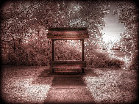Park Bench by Jay Swisher