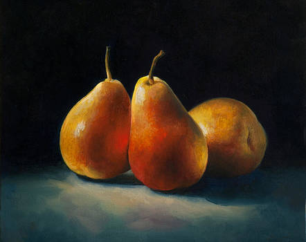 Pears by Anthony Enyedy