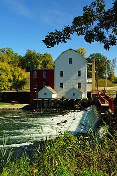 Phelps Mill by Jann Kline