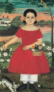 Picking Flowers by Samuel Miller